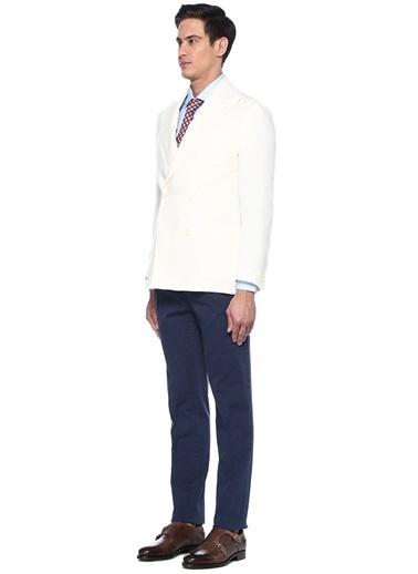 Corneliani Ceket Beyaz